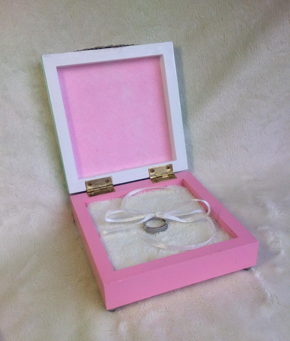 """Bridal box """"Lovebirds""""(1) - 2"""