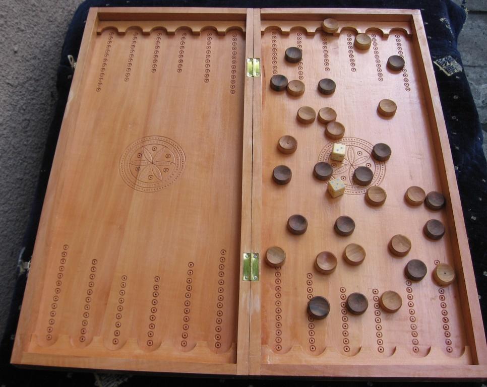 Backgammon (1) - 1