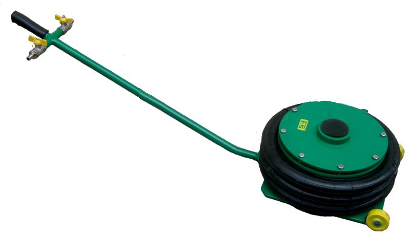 Compressed air jack DP-3, F&S (1) - 1